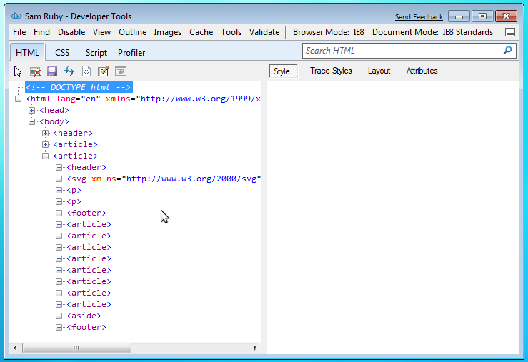 how to solve javascript error in ie8